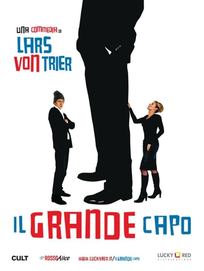"""Poster for the movie """"Il grande capo"""""""