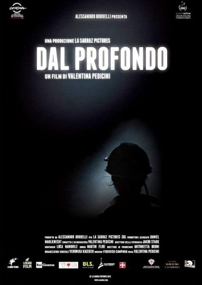 "Poster for the movie ""Dal profondo"""