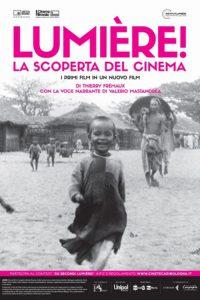 """Poster for the movie """"Lumière! La scoperta del cinema"""""""
