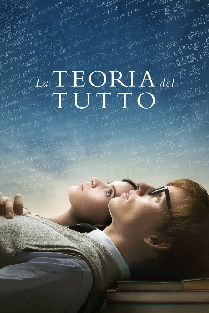 """Poster for the movie """"La teoria del tutto"""""""