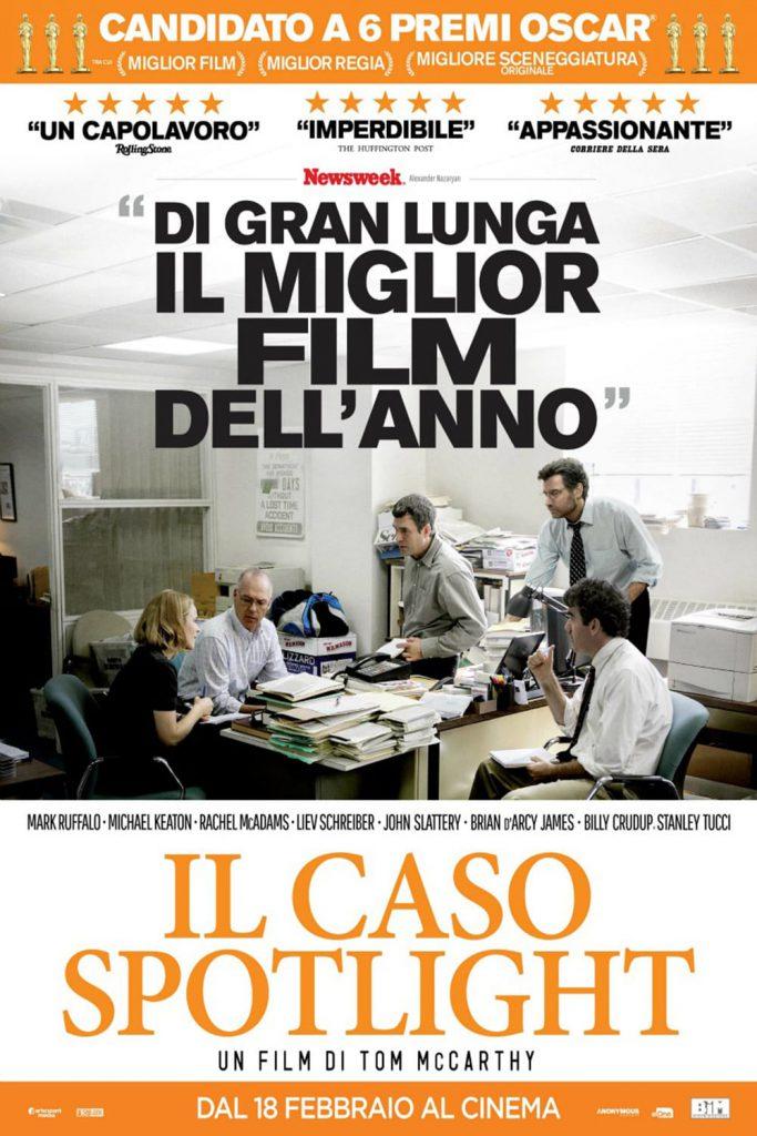 """Poster for the movie """"Il caso Spotlight"""""""
