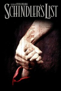 """Poster for the movie """"Schindler's List"""""""