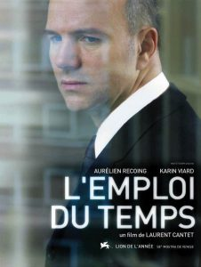 "Poster for the movie ""A tempo pieno"""