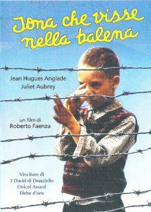 "Poster for the movie ""Jona Che Visse Nella Balena"""