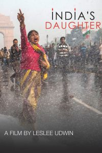 "Poster for the movie ""India's Daughter"""