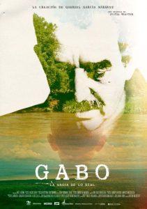 """Poster for the movie """"Gabo - Il mondo di García Márquez"""""""