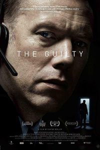 """Poster for the movie """"Il colpevole - The Guilty"""""""