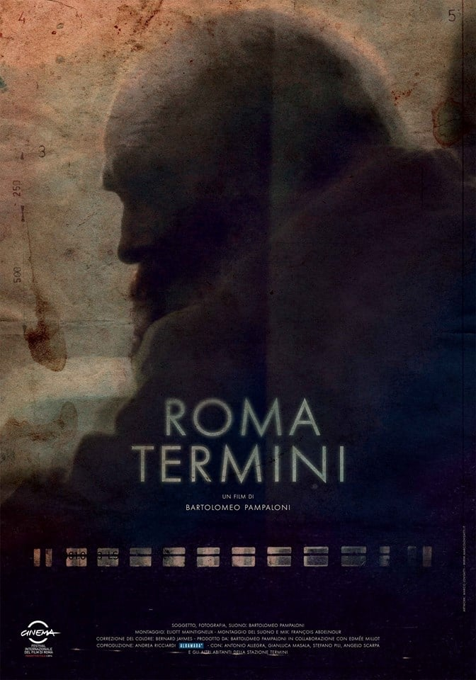 "Poster for the movie ""Roma Termini"""