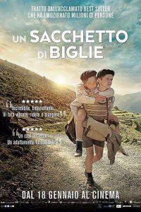 """Poster for the movie """"Un sacchetto di biglie"""""""