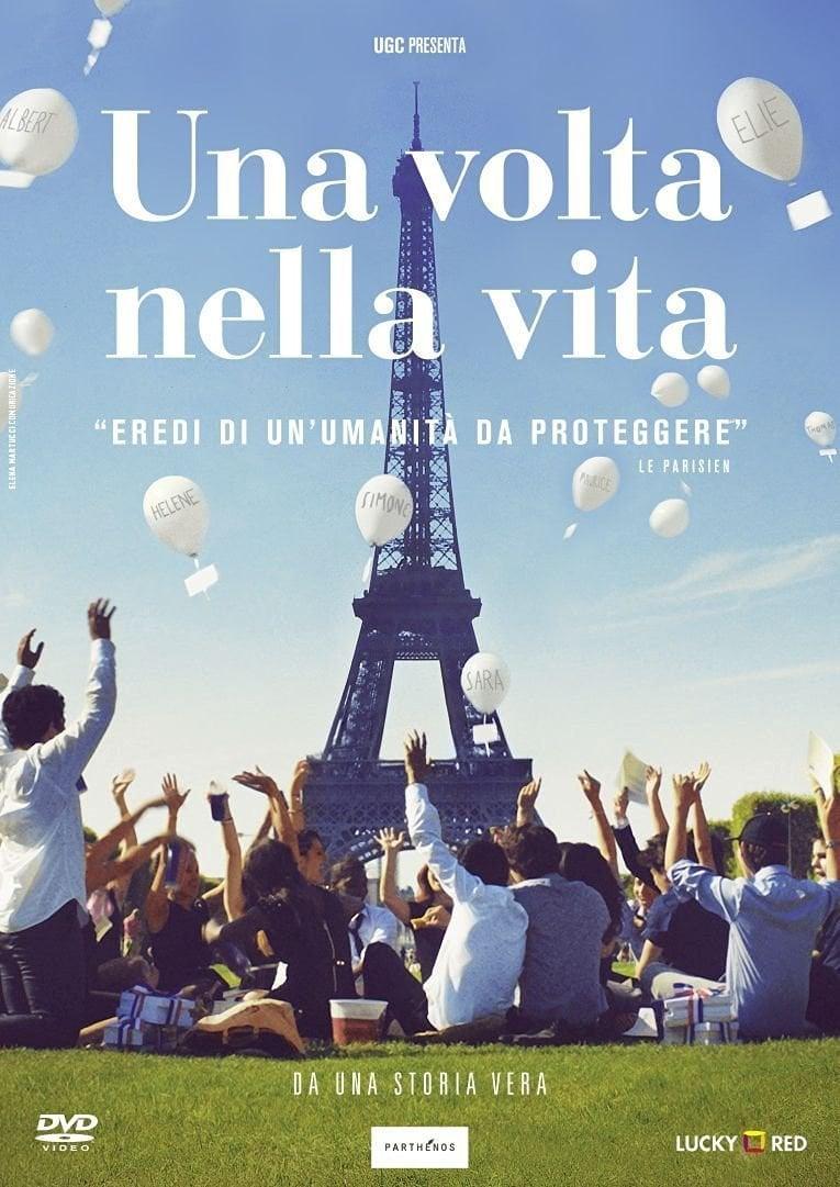 """Poster for the movie """"Una volta nella vita"""""""
