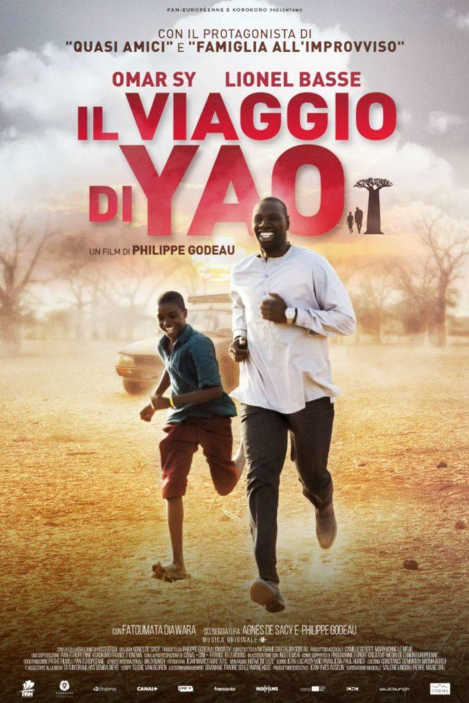 """Poster for the movie """"Il viaggio di Yao"""""""