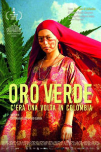 "Poster for the movie ""Oro verde - C'era una volta in Colombia"""