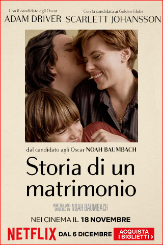 Marriage Story (Storia di un matrimonio)