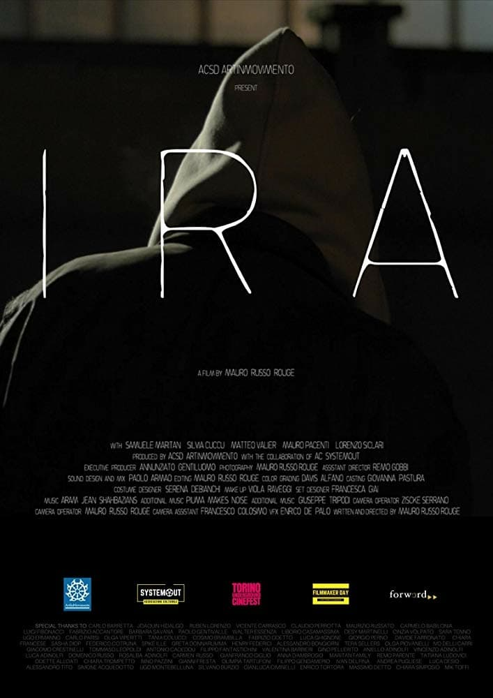 """Poster for the movie """"Ira"""""""