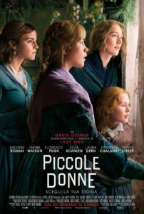 "Poster for the movie ""Piccole donne"""