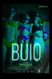 "Poster for the movie ""Buio"""