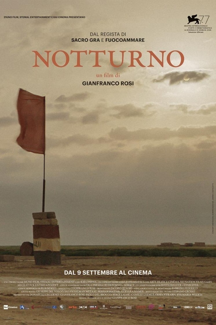 "Poster for the movie ""Notturno"""