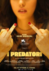 "Poster for the movie ""I predatori"""