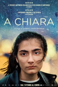"""Poster for the movie """"A Chiara"""""""