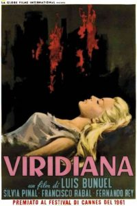 """Poster for the movie """"Viridiana"""""""
