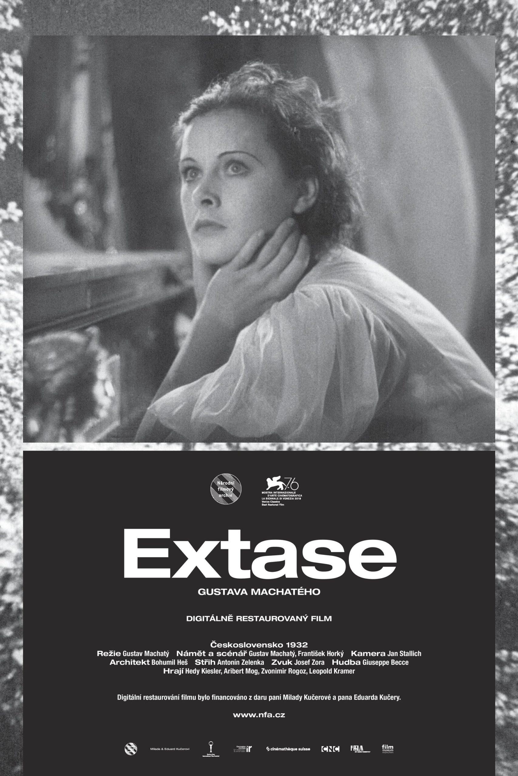 "Poster for the movie ""Estasi"""